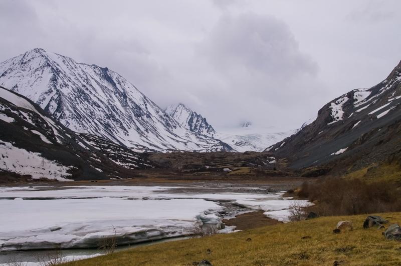 Путешествие по Алтаю на джипах в мае 2014