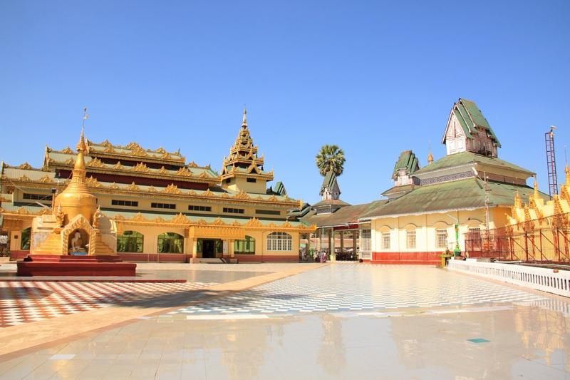 Мьянма весной. Затерянный мир золотых ступ и сияющих улыбок. От Mawlamuine до Monywa