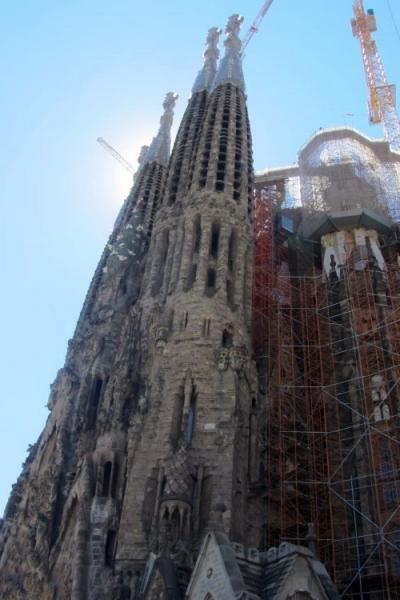 Барселона – Тенерифе. Первое серьезное путешествие с ребенком. Сентябрь 2013 г.