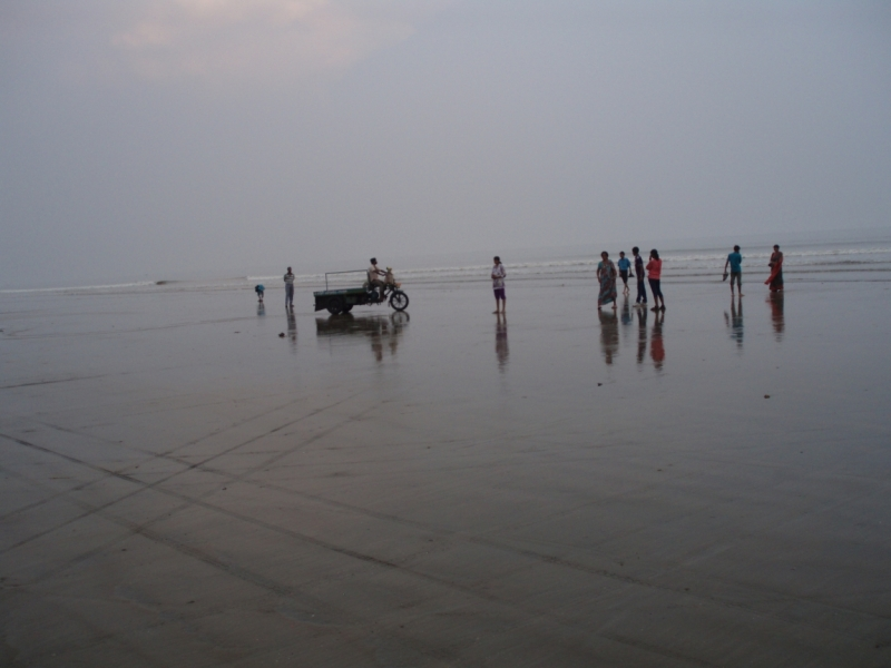 Mandarmani Beach, India