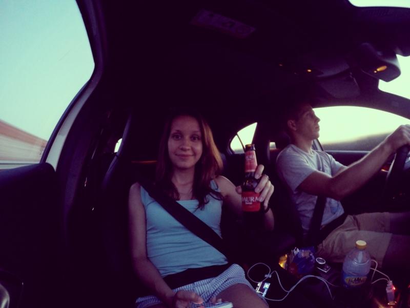 От Барселоны до Мурсии и обратно. На авто. Июнь 2015