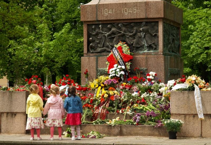 9 мая Берлин+Дрезден 70 лет Победе 2015