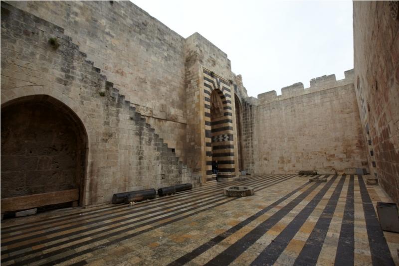 Сирия. Январь 2012
