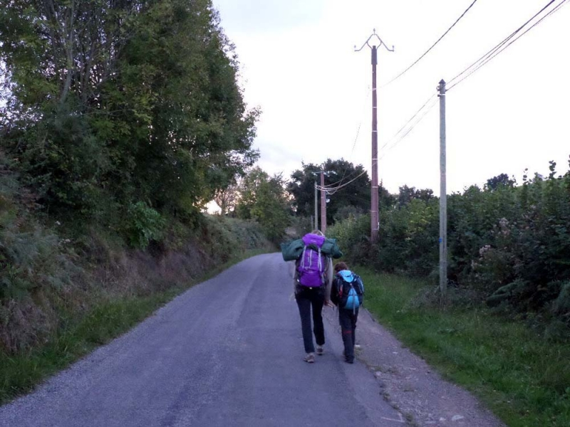 По мотивам Camino de Santjago за 10 дней. Зачем идти? Или «Поход за чудесами».