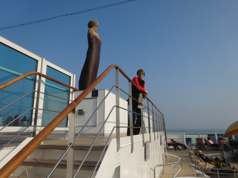 Средиземноморский круиз на судне neoRomantika в марте 2015