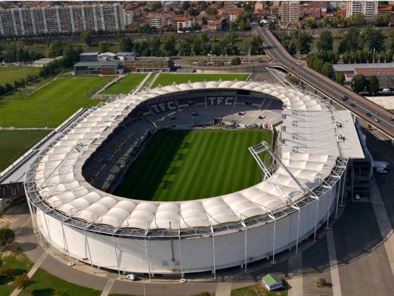 Евро 2016: Встреча российских болельщиков в Тулузе 20 июня