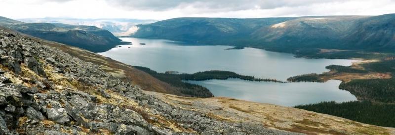 Тундры Луяврурта. Описание маршрута для самостоятельного путешествия по Русскому Северу