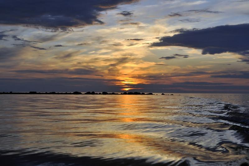 Жужмуйские острова (Белое море) Путешествие на необитаемый остров-маяк