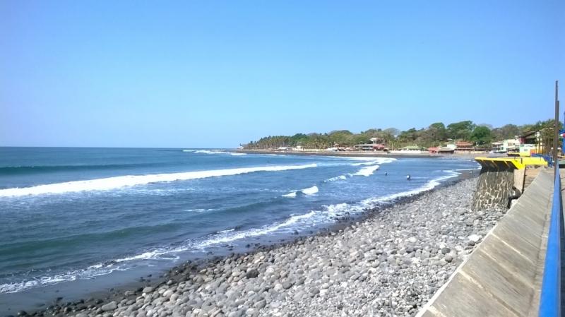 Коста Рика+Бокас+Сальвадор больше логистики март-апрель 2016