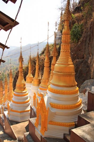 Мьянма весной. Затерянный мир золо�