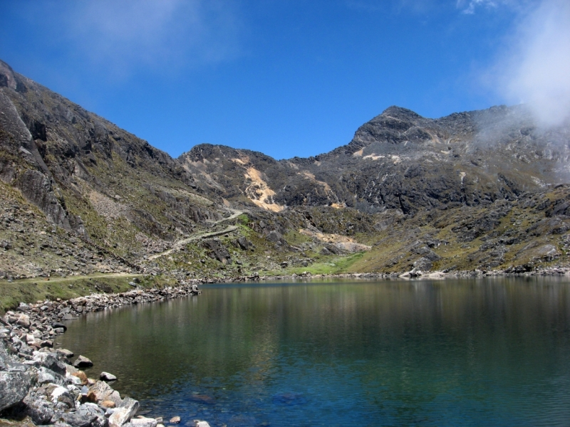 Горы Боливии и глубинка Перу (максимально дешево и пешеходно)