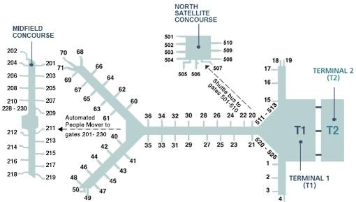 Аэропорт Гонконга (HKG): стыковки, пересадки, ночёвка