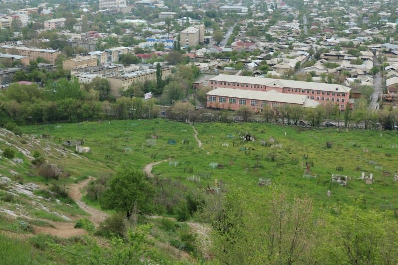 Вояж по Средней Азии: Киргизия (Ош), Узбекистан и Таджикистан
