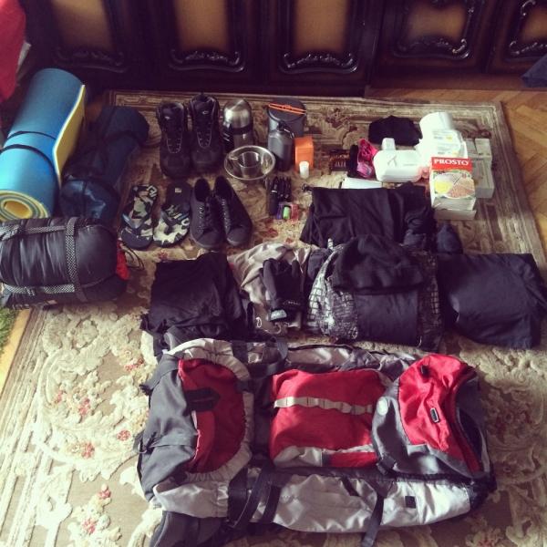 Выбор палатки для поездки в Исландию