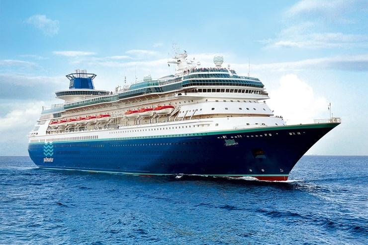 Круизный корабль Pullmantur Monarch