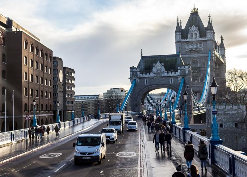 Лондонский транзит.
