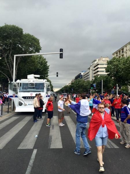 Внимание - Конкурс! : Лучший фото-репортаж  с Евро2016