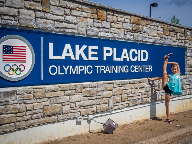 Lake Placid. Деревня двух озёр и двух олимпиад
