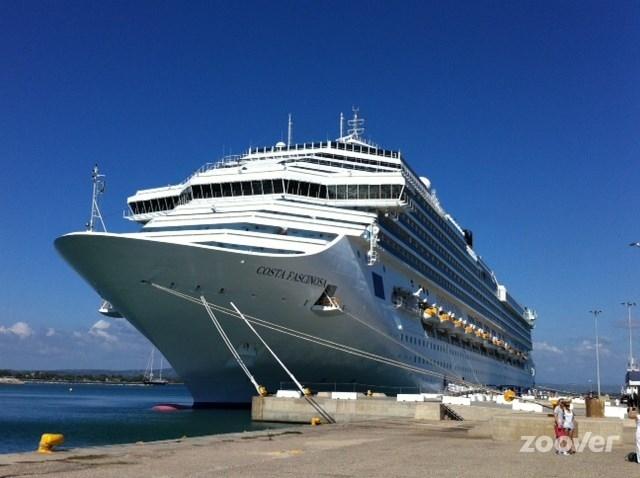 Costa Fascinosa - самый лучший круизный лайнер