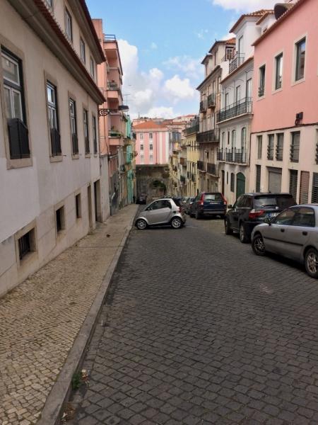 Португалия между Францией