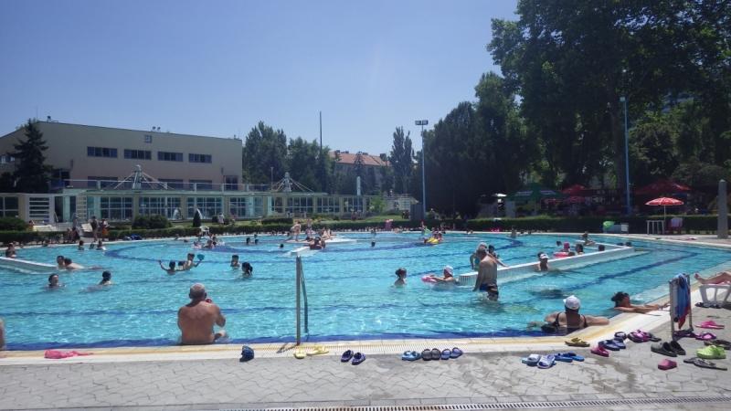 Будапешт июнь 2016... Жара, купальни и Евро 2016