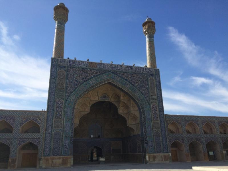 Заметки на полях. Иран. Январь 2016.