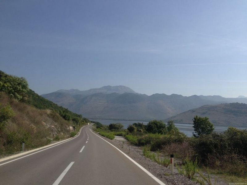 В Африку через Прибалтику..Скандинавию..Европу..Балканы и Азию на простом мотоцикле YBR125