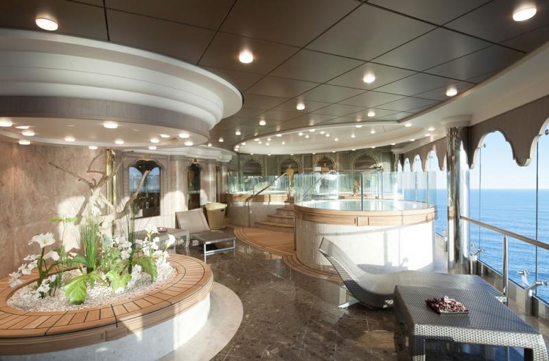MSC Magnifica –  самый лучший круизный лайнер.