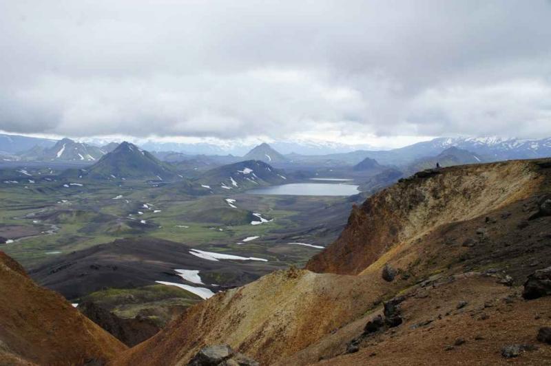 Исландия. Автобусом по стране эльфов. Июль 2017 года