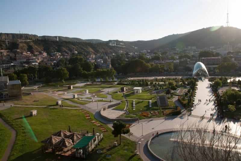 Грузинские каникулы лето 2016(Тбилиси-Кахетия-Батуми-Гудаури)