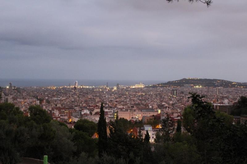 """""""Медовая"""" неделя: Ла Гаррига-Барселона"""