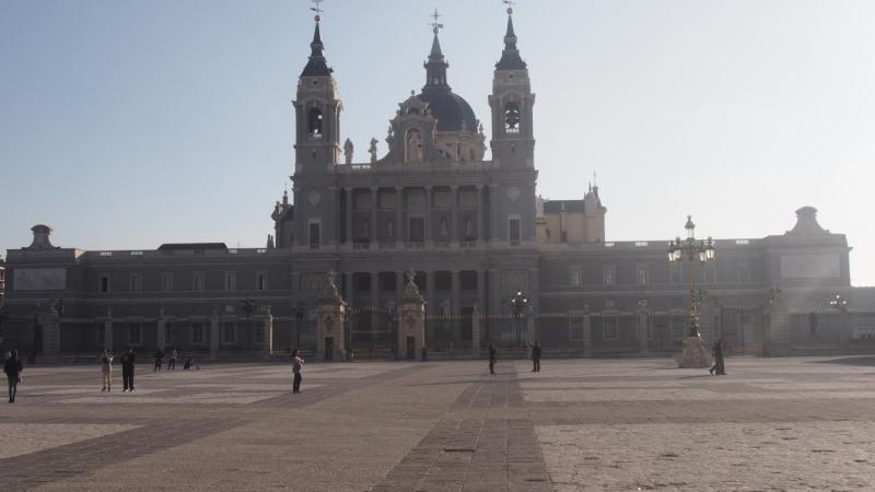 Первый раз в Испании. Мадрид-Малага-Гранада (декабрь 2015)