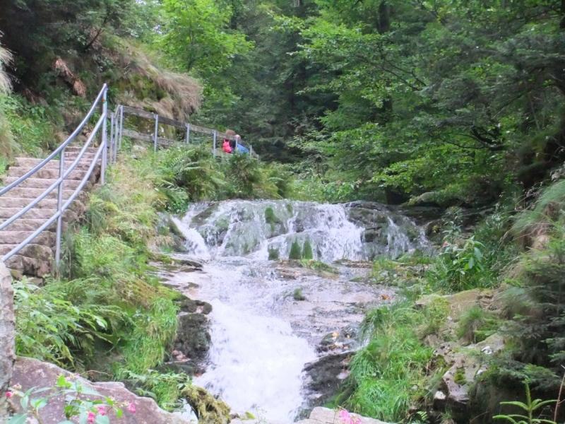 Шварцвальд: городки, деревушки, водопады Allerheiligen, озеро Муммельзее и многое другое.