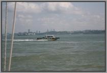 Яхта-стопом по Таиланду.