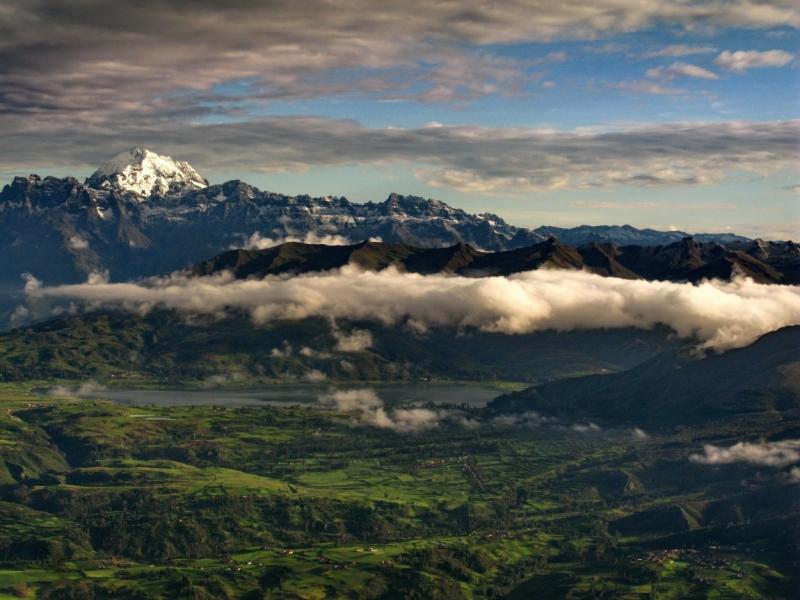 Параплан + Перу-Боливия-Венесуэла