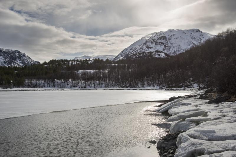 Большой вояж по Скандинавии, или четверо бездомных в красном Транспортере