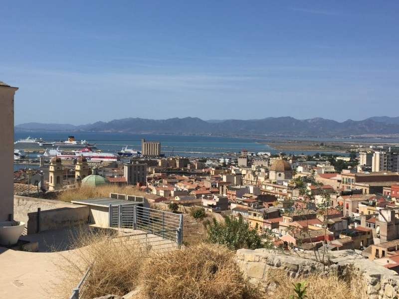 COSTA DIADEMA август 2016 из Савоны по Средиземному +ФОТО