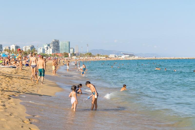 Барселона, Монсеррат и Паламос за 7 дней (август-сентябрь 2016)
