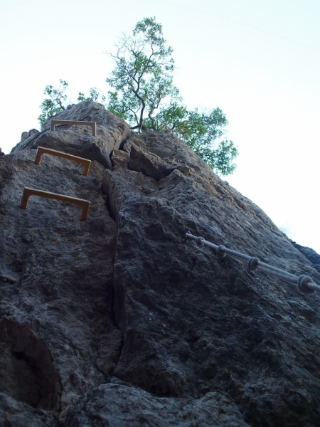 Пиренеи, работа над ошибками. Виа-ферраты, треккинг, нац.парки и деревушки (сентябрь 2016)