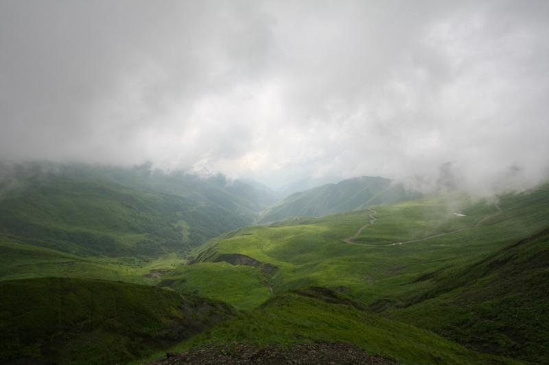 Фотоотчет Грузия (Тбилиси, Шатили, Батуми, Местия, Ушгули) июль 2016 (много фото).