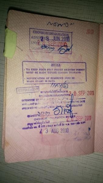 Пенсионная виза в Таиланде