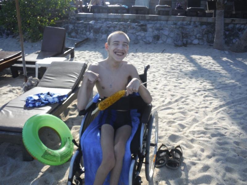 Таиланд. Остров Самуи. Опыт путешествия с инвалидом на коляске.