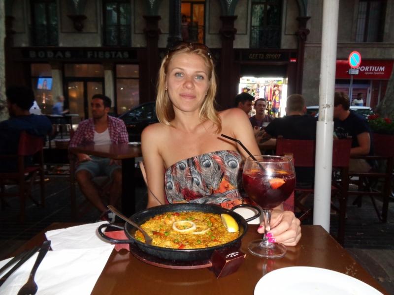 Европа (Прага, Барселона, Бенидорм), я и еда (Продолжение)