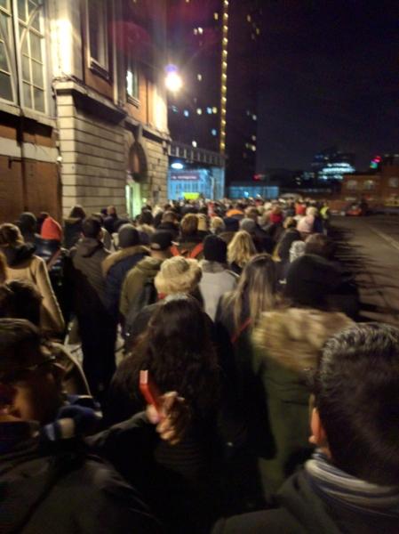 Новый год и Рождество в Лондоне