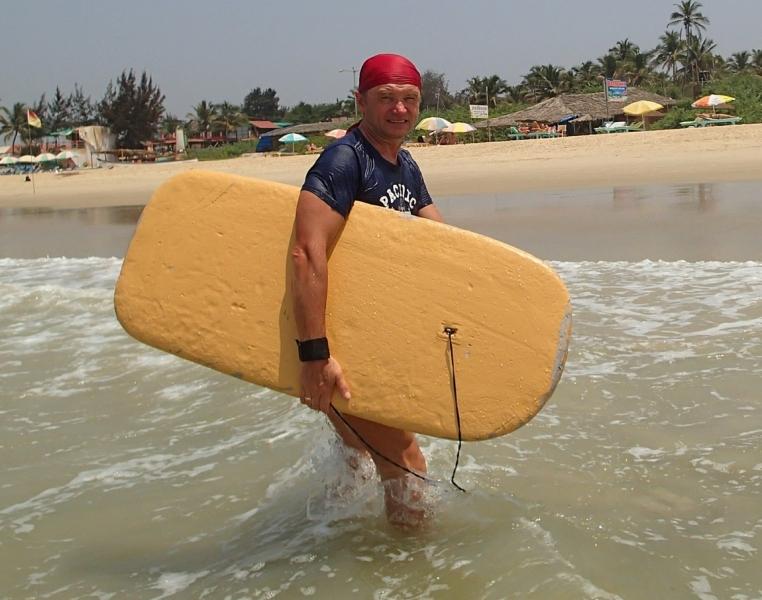 Опять про серфинг