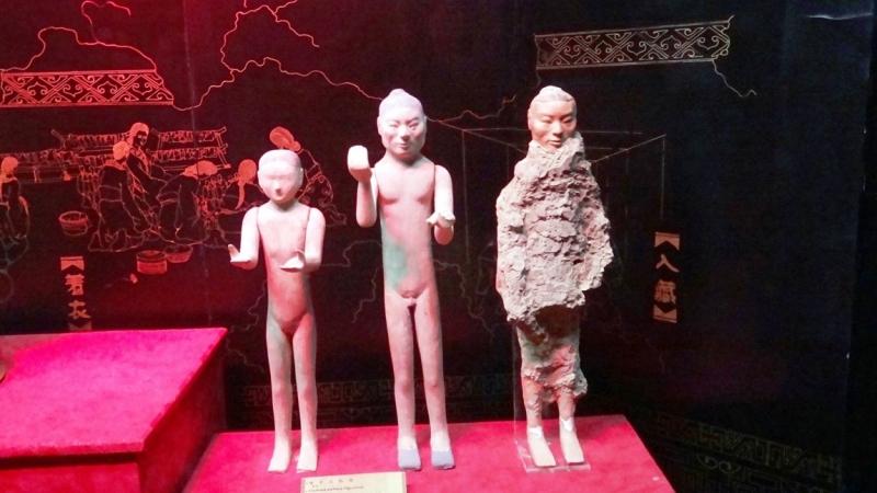 Гробница Янлин императора Цзин-Ди (Hanyangling Tomb of Emperor Jingdi )