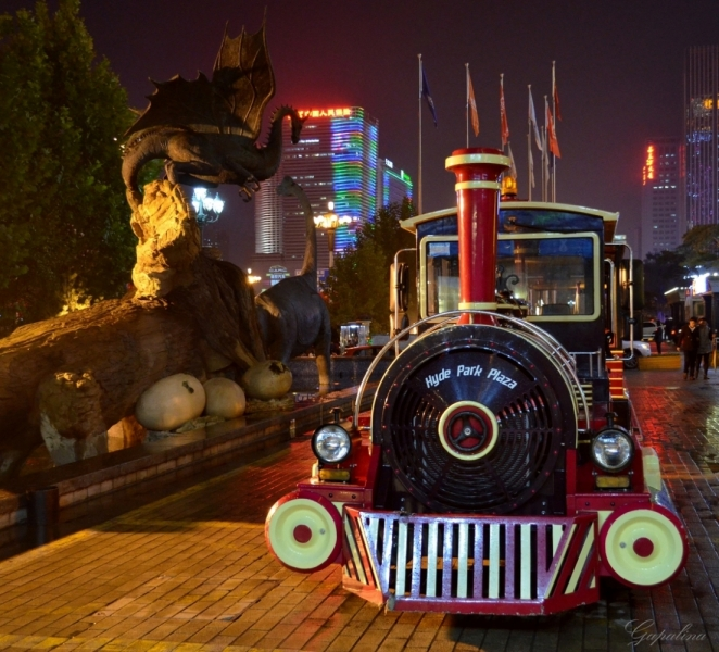 От Пекина до Пекина. Или волшебный и добрый Тимбудон.