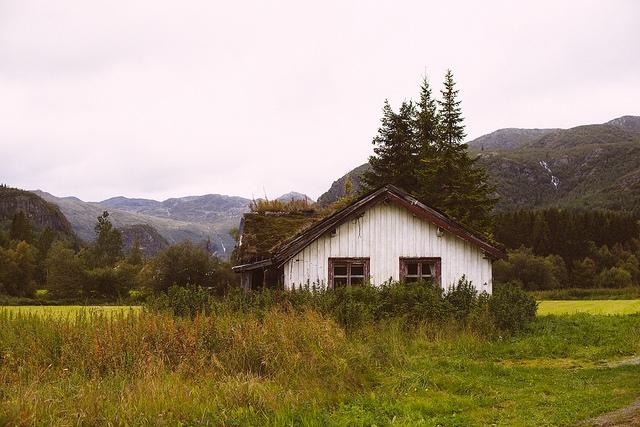 Немного про Норвегию