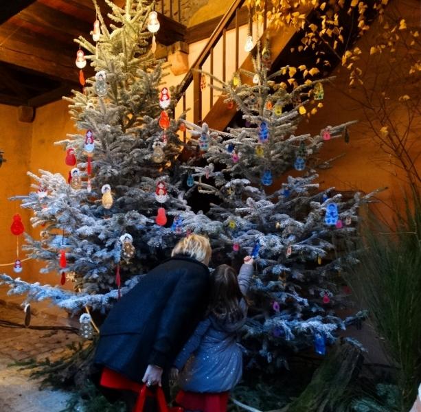 Рождественские ярмарки Германии и Эльзаса 2016 (Кайзерсберг, Риквир, Фрайбург, Ротвайль, Оберне, выставка рождественских яслей)