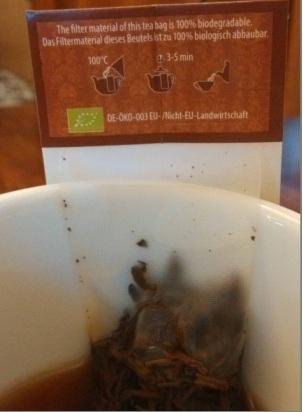 Чай в Италии